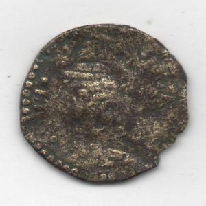 SIN IDENTIFICAR - moneda medieval - recortada 754504239