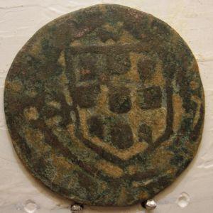 Reino de Portugal - Ceitil de D. Afonso V [Magro 6.2.4] 759004677