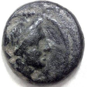 AE 16 de Amphipolis, Macedonia 7668959