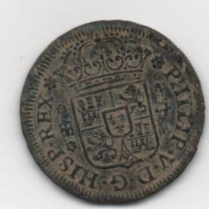 4 Maravedís de Felipe V  779230910