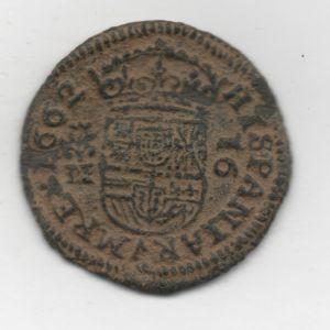"""16 Maravedis """"busto"""" de Felipe IV de (Granada, 1662) 780573755"""