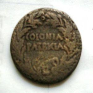 As Hispanorromano de COLONIA PATRICIA bajo Augusto 783708943