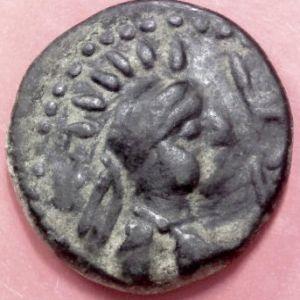 AE Dracma kushan de Soter Megas (80-100 DC) 784127089