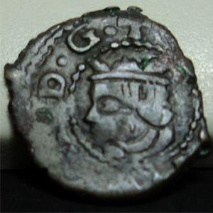Dinero de Carlos II (Valencia, 1665-1700) 787453401