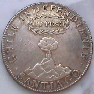 Monedas de Chile - Epoca Colonial e Republicana 796578872
