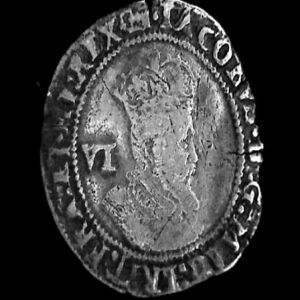 6 Peniques de Jacobo I  804115732