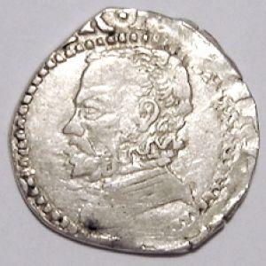 Croat  de Felipe II (Barcelona, 1595-1598) 810356050
