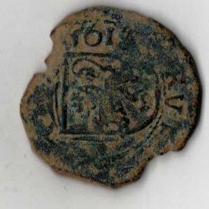 8 Maravedís de Felipe III (Cuenca, 1618) 818005101