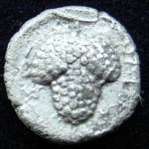 obolo de Soloi, Cilicia (410-375 aC) 828740982