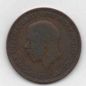 Reino Unido, 1 Penique, Rey Jorge V. 1930 831845633