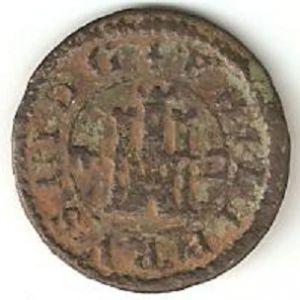 2 Maravedíes de Felipe III (Segovia, 1603) 840617089