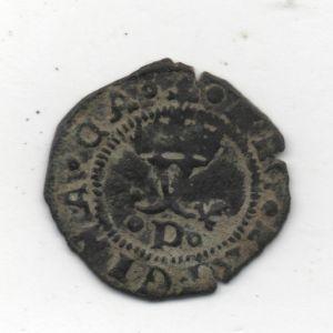 Blanca a nombre de los Reyes Católicos (Cuenca, 1506-1566) ensayador P 851096153
