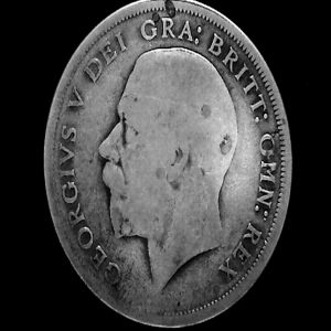 1 Corona de Jorge V del Reino Unido, 1929. 861631588