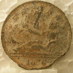 Moneda falsa, supongo. 866222161