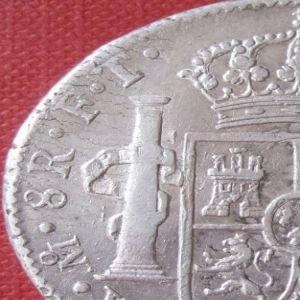 8 Reales de Carlos IV (México, 1803 FT) [WM n° 8477] 879161154