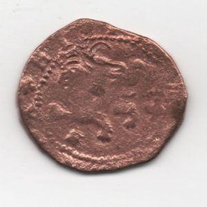 2 Maravedíes de Felipe II (Segovia, 1585-1588) 880437183
