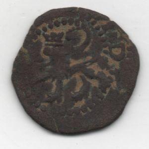 2 Maravedíes de Felipe II (Coruña, 1575-1591) 887514829