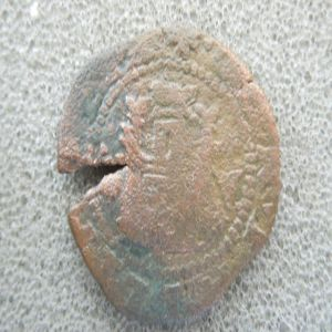 2 Maravedíes de Felipe II con resello IIII/1603 de Burgos 888162751