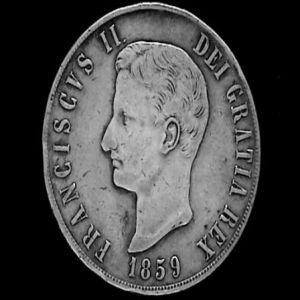120 Grana de Francisco II de las Dos Sicilias. 892612785