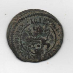 4 Maravedís de Felipe III (ingenio Segovia, 1618) RESELLO VI/1641-2 897475864
