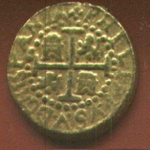 Reproducción sobre 2 Escudos de Felipe V 899781678