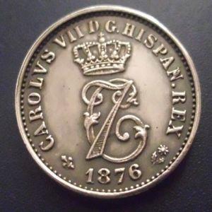 50 centimos de CARLOS VII 902122319