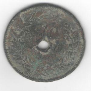 Italia, 10 centimos, Vitorio Emanuelle II. 90293298