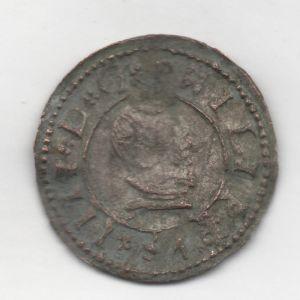 "8 Maravedíes ""busto"" de Felipe IV (Madrid, 1663) 904304301"
