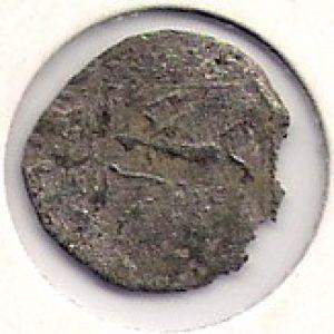 Dinero de Alfonso XI (Toledo, 1330) 914946679