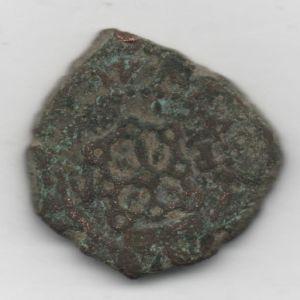 4 Cornados de Felipe III ó IV (Pamplona, 1598-1665) 915894188