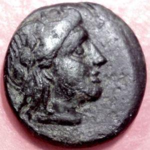 AE 12 de Temnos, Aeolis 920036073
