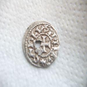 Obolo  de Carlos II ,Francia . 93004082
