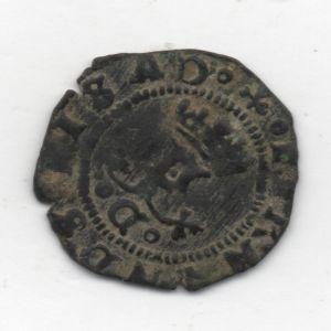 Blanca a nombre de los Reyes Católicos (Cuenca, 1506-1566) ensayador P 931726771
