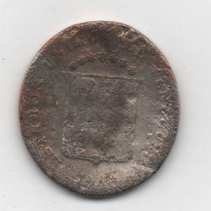 12 centimos y medio de Venezuela de 1946 936706641