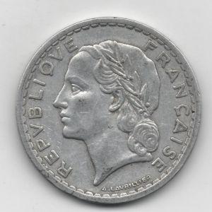 5 francos de 1946, de Francia 941594155