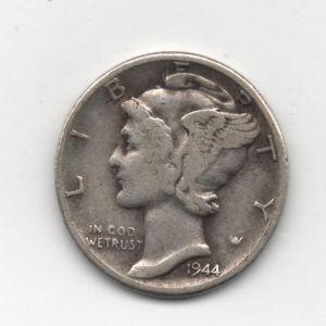 Centavo USA 1944 947451563