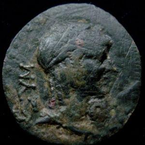 AE 19 de Seleukeia, Cilicia 9499480