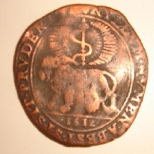 Jetón de Cuentas de Alberto e Isabel (Paises Bajos, 1612) 962462527