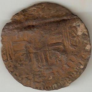 Francia, 1 Quinzain ( 15 deniers ) de Luis XIV 968338342