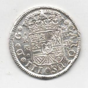 2 Reales de Carlos III (Madrid, 1760) 973215215