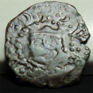 Dinero de Carlos II (Valencia 168*) 979252739