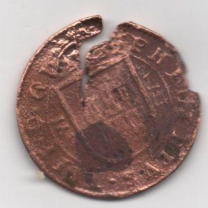 8 Maravedís de Felipe IV 991280366