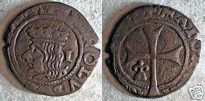 Dobler de Carlos II (Mallorca, 1665-1700) 208121280