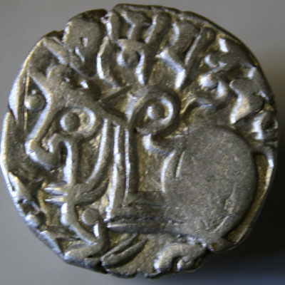 Acuñación de plata del Reino Shahi (Kabul, aprox. 870 - 1008) 210552454