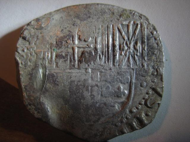 8 Reales de Felipe IV (Potosí, 1629 - 1639) 282867101