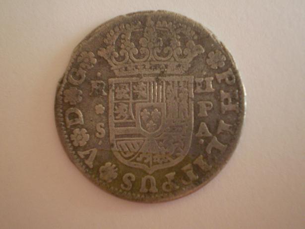 2 Reales de Felipe V (Sevilla, 1733) 327985176
