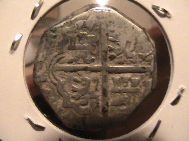 4 Reales de Felipe III ó IV (Toledo, 1618-1640) 329681542