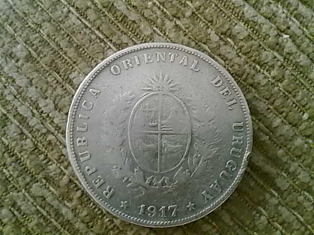 Uruguay - 50 Centavos de 1917 33579180