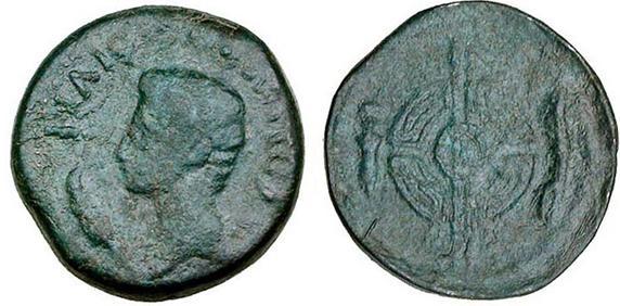 Dupondio de Luco Augusti, por Augusto [WM n° 6377] 361303730