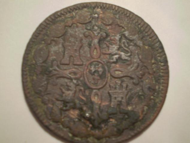 8 Maravedís de Fernando VII (Jubia/Xuvia, 1818) [WM n° 7565] 387427200